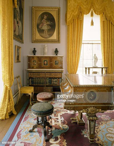 Osborne House East Cowes Isle of Wight c19902010 The Drawing Room A former royal residence in East Cowes Isle of Wight built between 1845 and 1851...