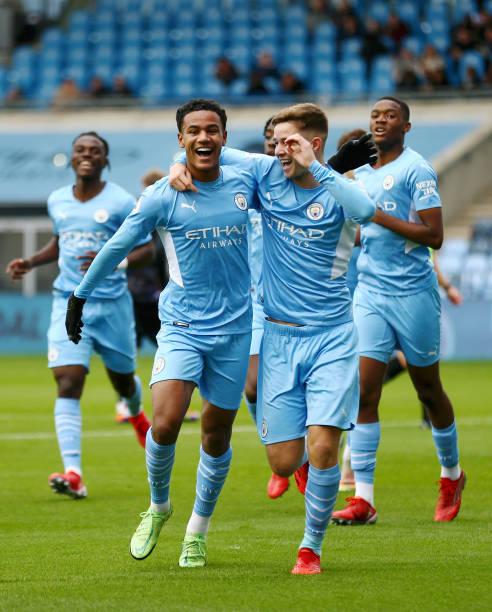 GBR: Manchester City U23 v Tottenham Hotspur U23 - Premier League 2