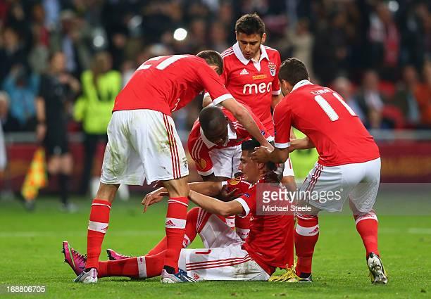 Benfica V Chelsea Fc Uefa Europa League Final Photos And