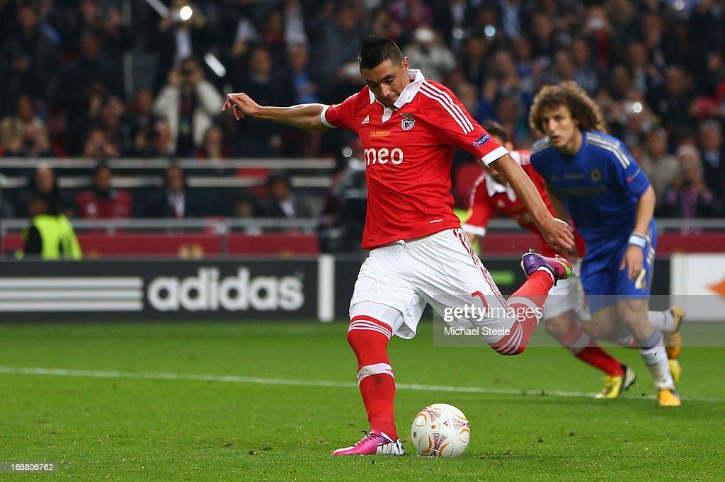 SL Benfica v Chelsea FC - UEFA Europa League Final : News Photo