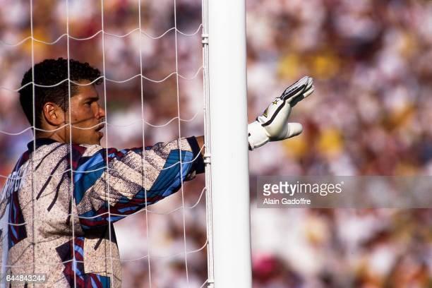 Oscar Cordoba Roumanie / Colombie Coupe du Monde 1994 Photo Alain Gadoffre / Icon Sport