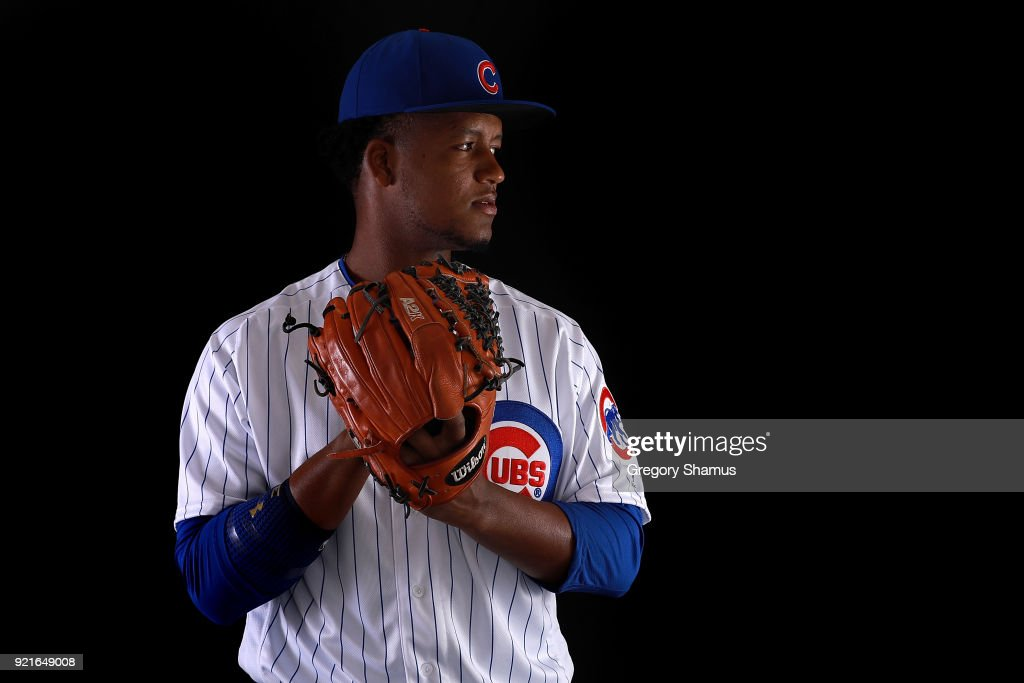 Chicago Cubs Photo Day : Foto di attualità