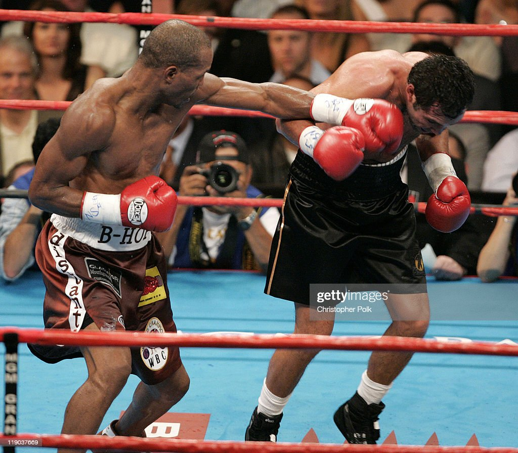 Oscar de la Hoya vs. Bernard Hopkins - September 18, 2004