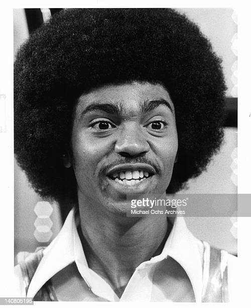 Oscar DeGruy in a publicity portrait from the television series 'The Bill Cosby Show', 1972.