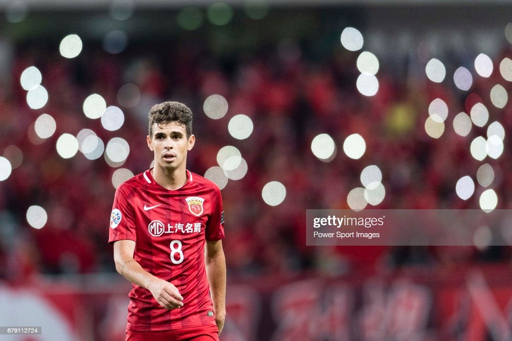 AFC Champions League 2017 - Group Stage - Match Day 5 - Shanghai SIPG FC (CHN) vs FC Seoul (KOR) : News Photo
