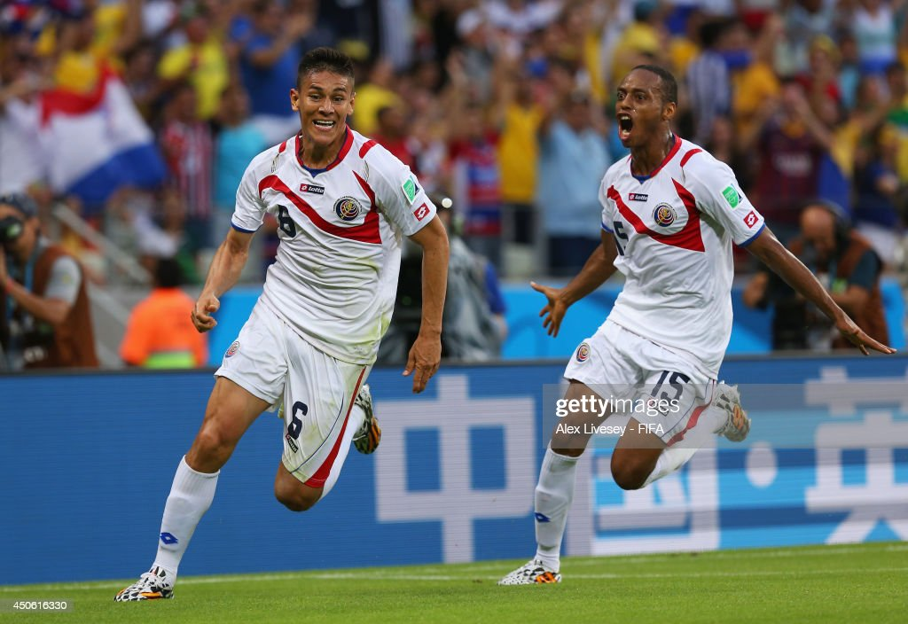 Uruguay v Costa Rica: Group D - 2014 FIFA World Cup Brazil : News Photo