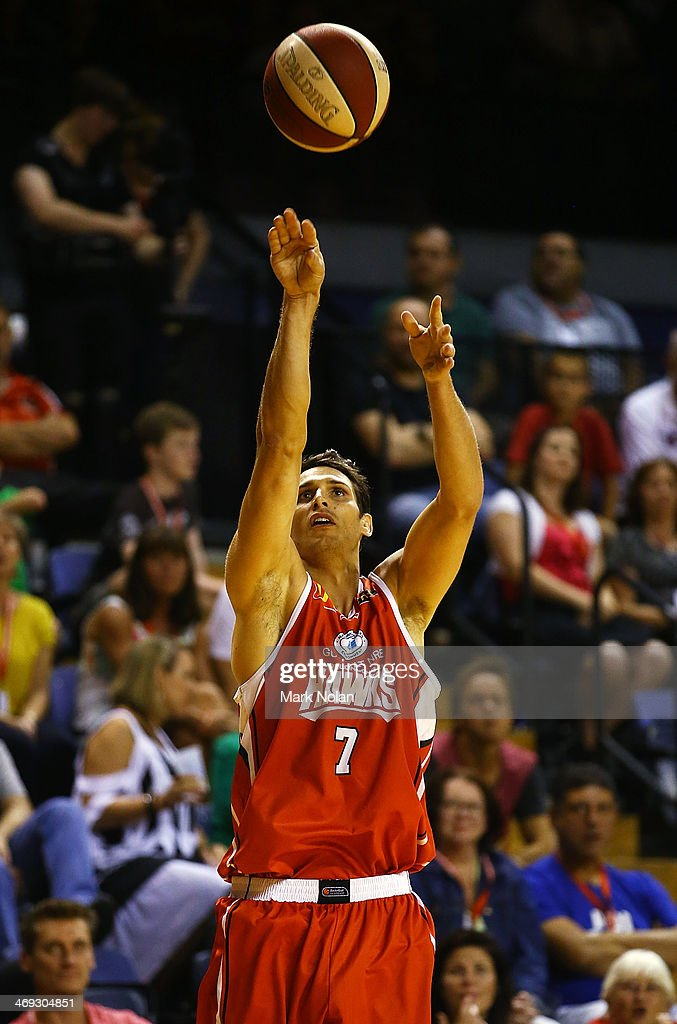 NBL Rd 18 - Wollongong v Townsville : News Photo