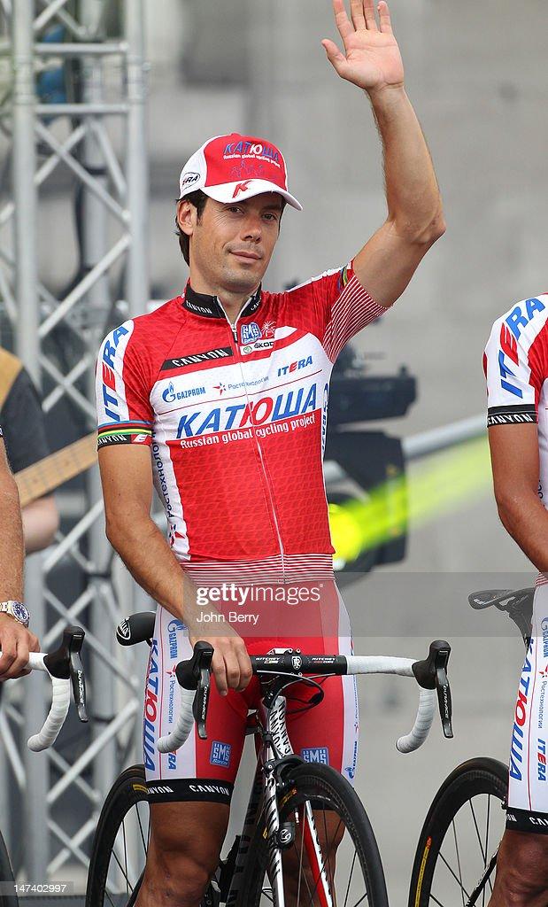 Le Tour de France 2012 - Team Presentation