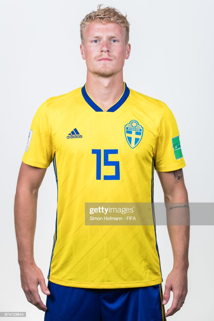 Sweden Portraits - 2018 FIFA World Cup Russia