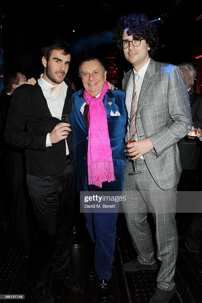 Barry Humphries' Eat, Pray, Laugh! - Press Night - After Party