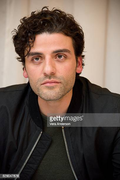 Oscar Isaac at the XMen Apocalypse Press Conference at the Lanesborough Hotel on May 7 2016 in London England