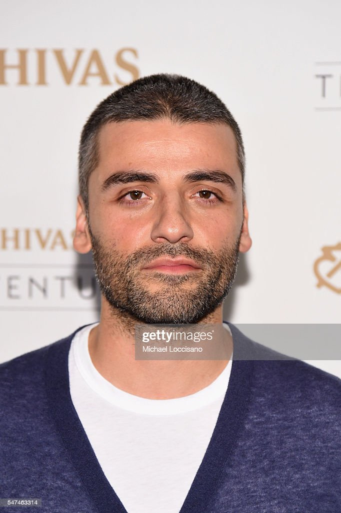 Oscar Isaac attends Chivas' The Venture Final Event on July 14, 2016 in New York City.