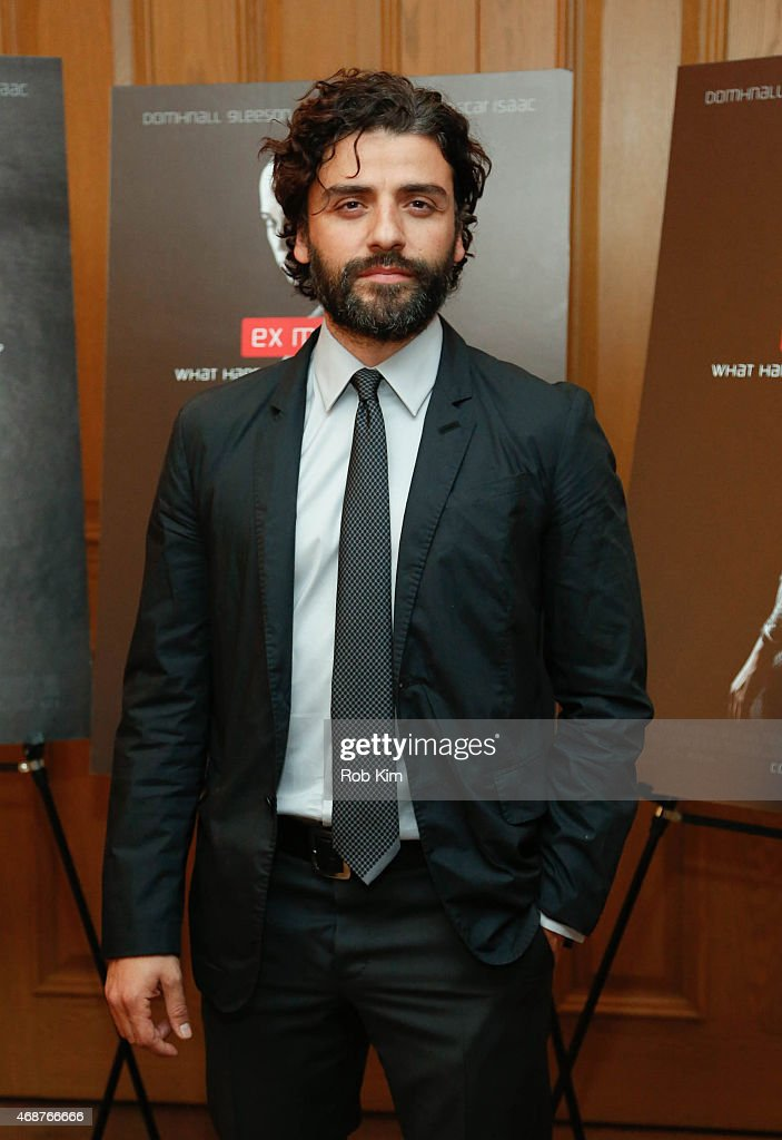 """Ex Machina"" New York Premiere"