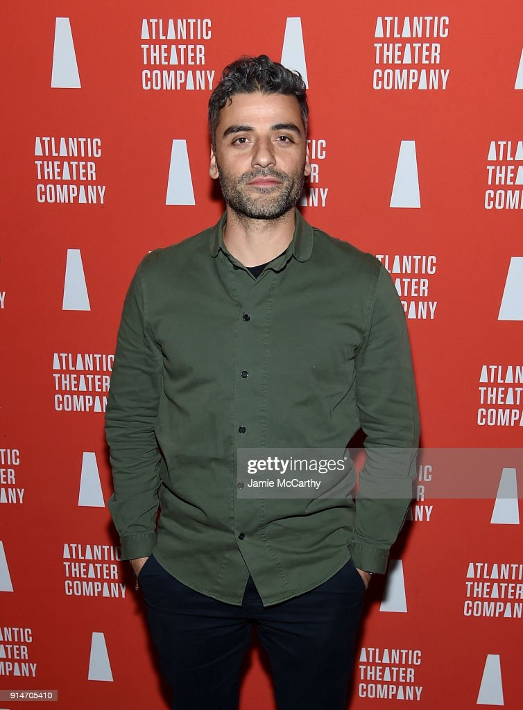 Oscar Isaac attends 'Hangmen' Opening Night After Party at Dream Downtown on February 5, 2018 in New York City.