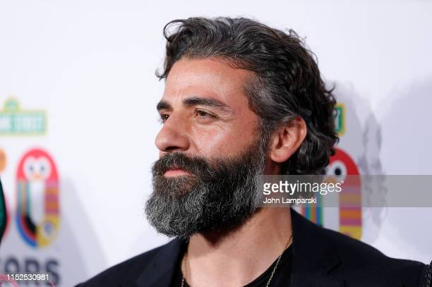 Oscar Isaac attends Sesame Workshop's 50th Anniversary Benefit Gala at Cipriani Wall Street on May 29 2019 in New York City