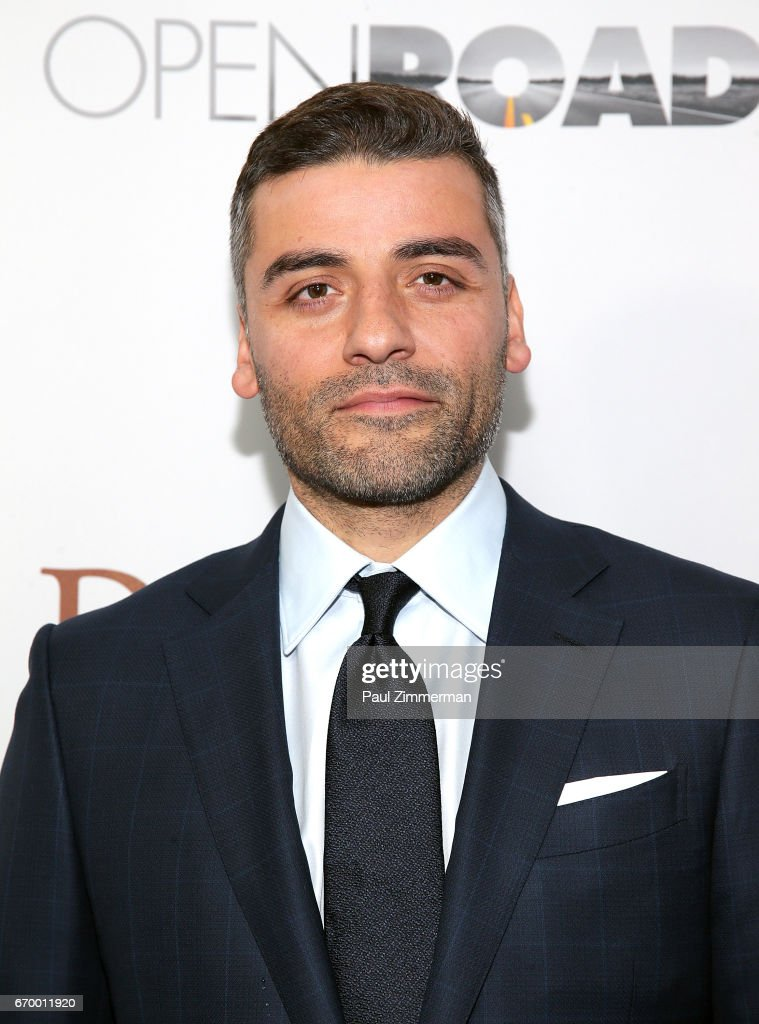 Oscar Isaac attends 'The Promise' New York Screening at Paris Theatre on April 18, 2017 in New York City.