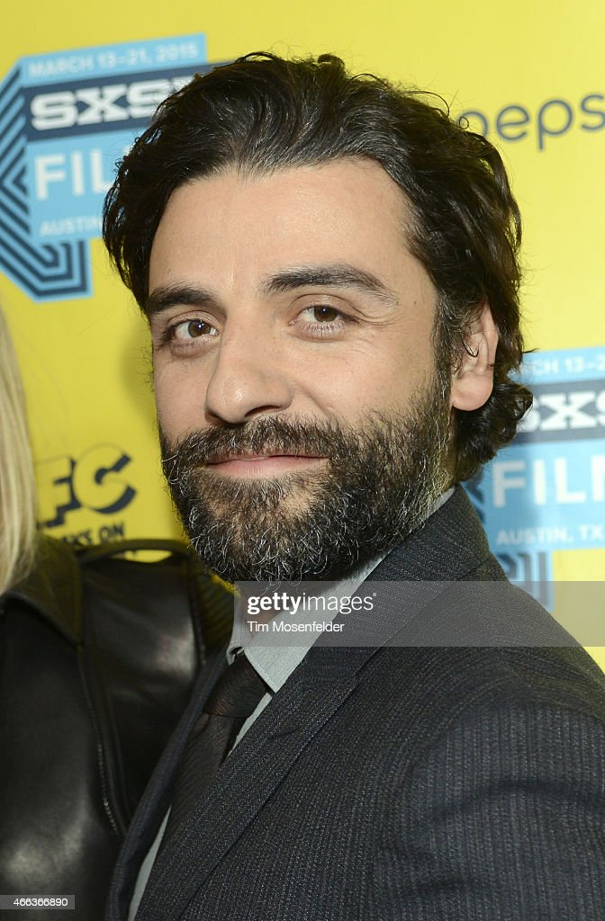 Oscar Isaac attends the SXSW 'Ex Machina' Premiere at the Paramount Theatre on March 15, 2015 in Austin, Texas.