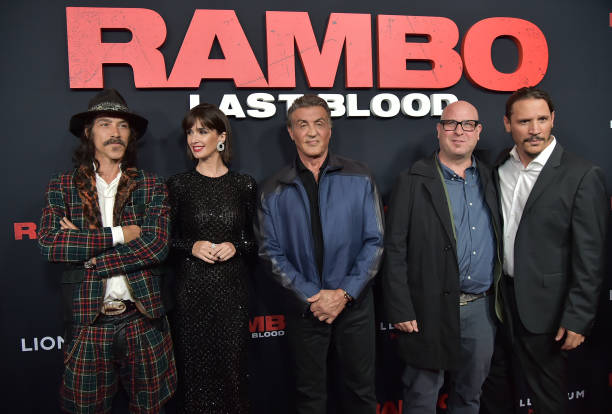 "NY: ""Rambo: Last Blood"" Screening & Fan Event"