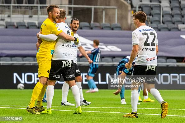 452 Djurgardens If V Orebro Sk Allsvenskan Photos And Premium High Res Pictures Getty Images