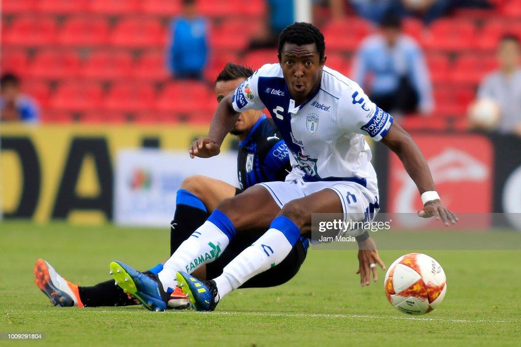 Queretaro v Pachuca - Torneo Apertura 2018 Liga MX