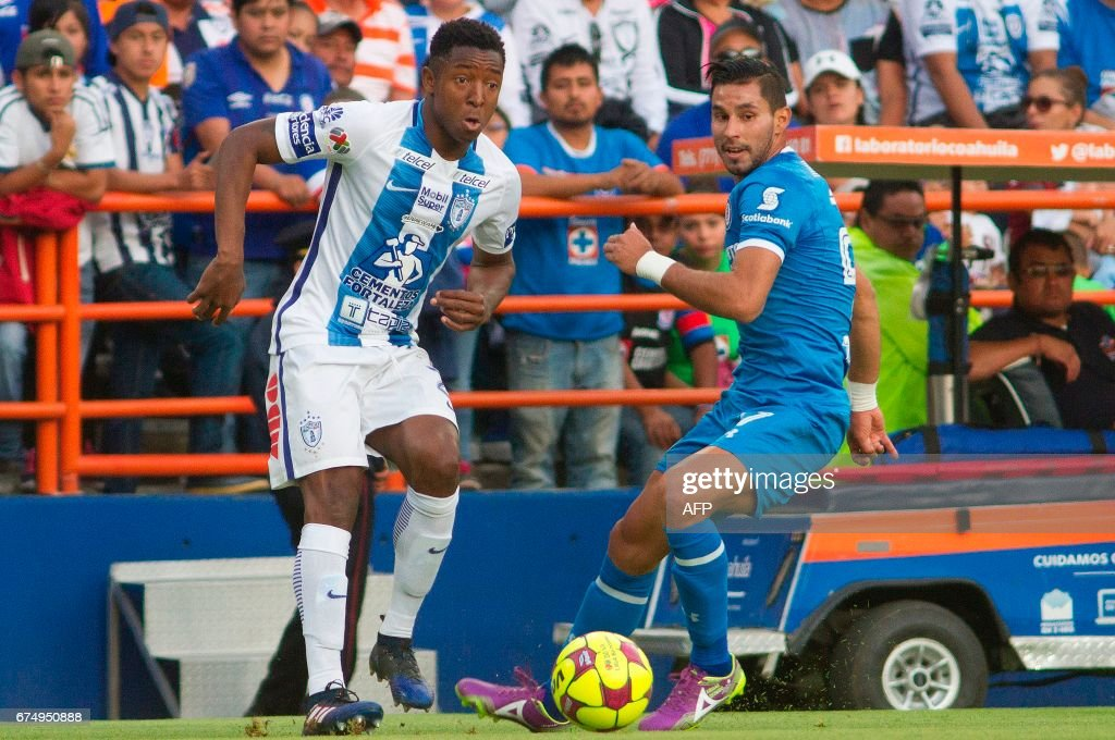 FBL-MEX-PACHUCA-CRUZ AZUL : News Photo