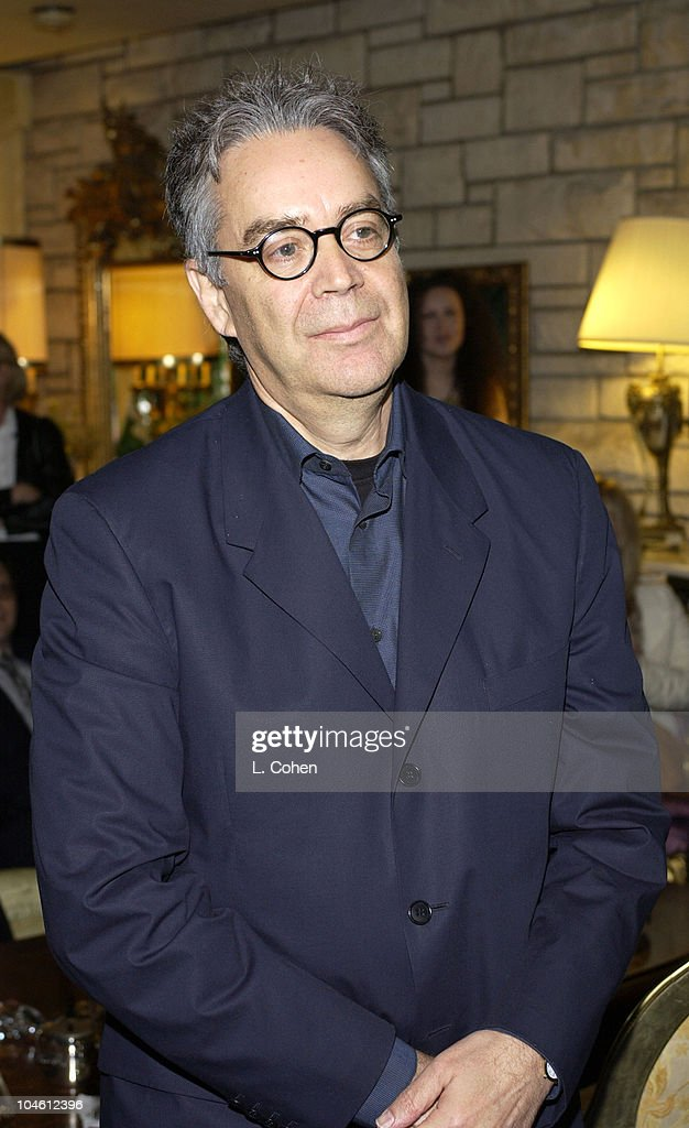 Oscar nominee Howard Shore during S.C.L. Honors OSCAR's Music Nominees at Private Residence in Beverly Hills, California, United States.