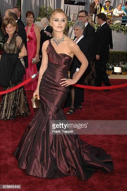 Oscar Nominee Keira Knightley Arrives At The 78th Academy Awards Held