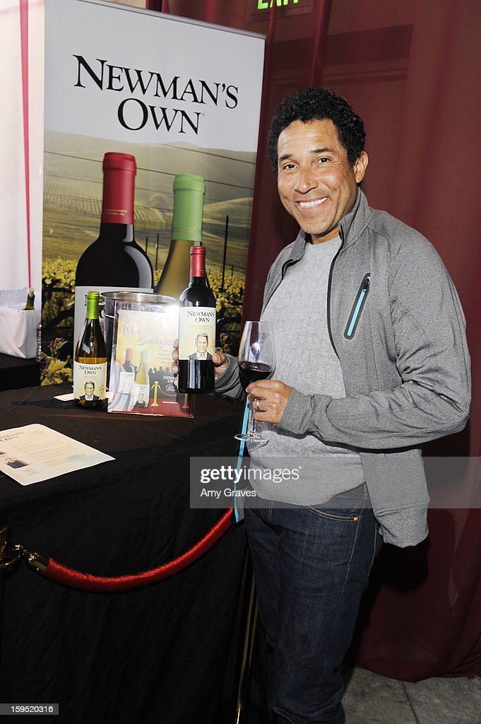 Oscar Nunez attends GBK's Luxury Lounge during Golden Globe weekend day 2 at L'Ermitage Beverly Hills Hotel on January 12, 2013 in Beverly Hills, California.