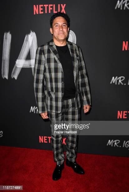 Oscar Nunez attends Season 1 Premiere Of Netflix's Mr Iglesias at Regal Cinemas LA Live on June 20 2019 in Los Angeles California