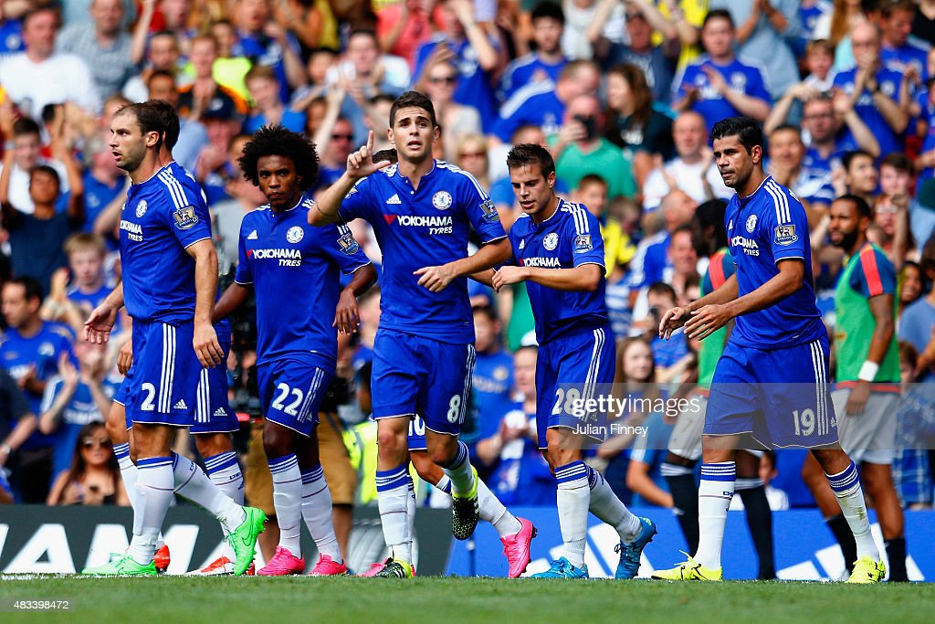 Chelsea v Swansea City - Premier League : News Photo