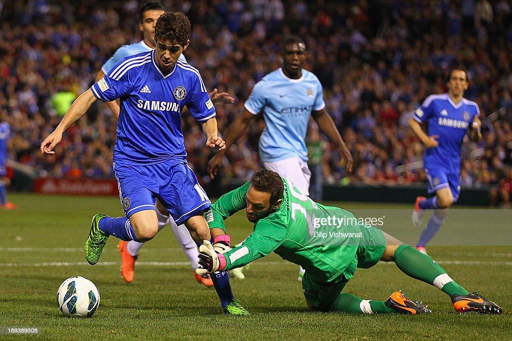 Manchester City v Chelsea : News Photo
