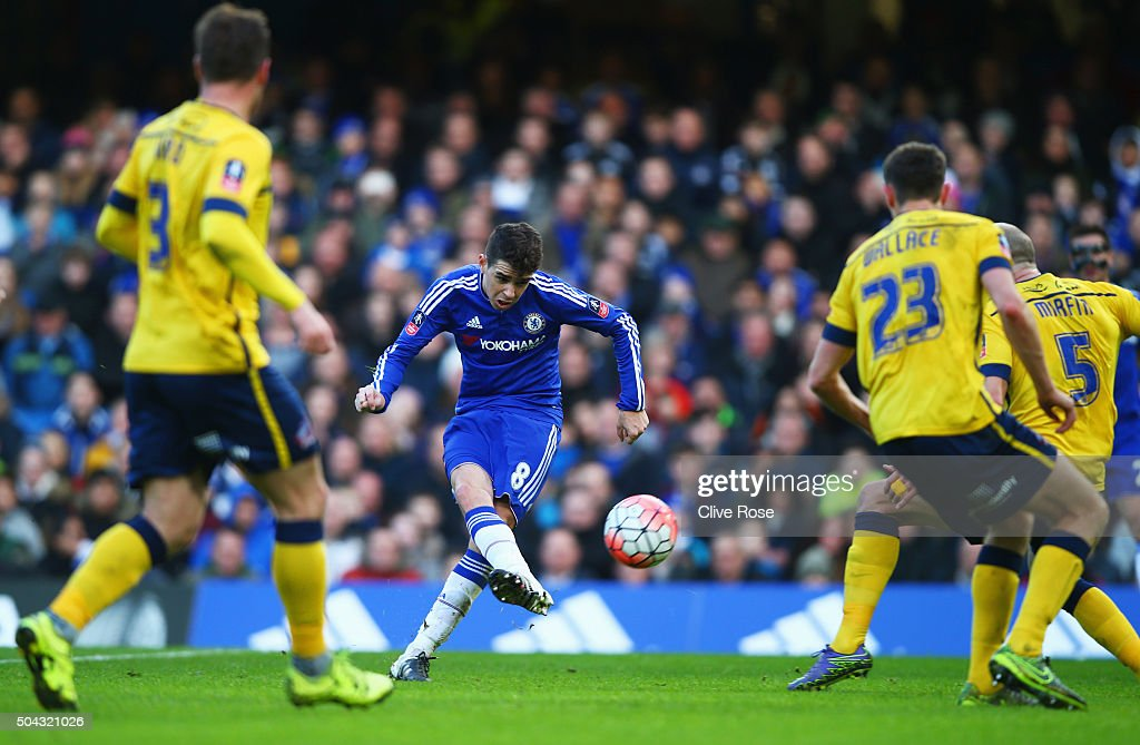 Chelsea v Scunthorpe United - The Emirates FA Cup Third Round : News Photo