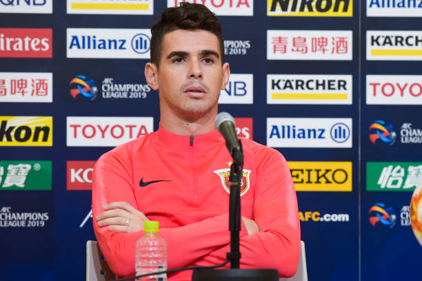 JPN: Shanghai SIPG Press Conference And Training Session