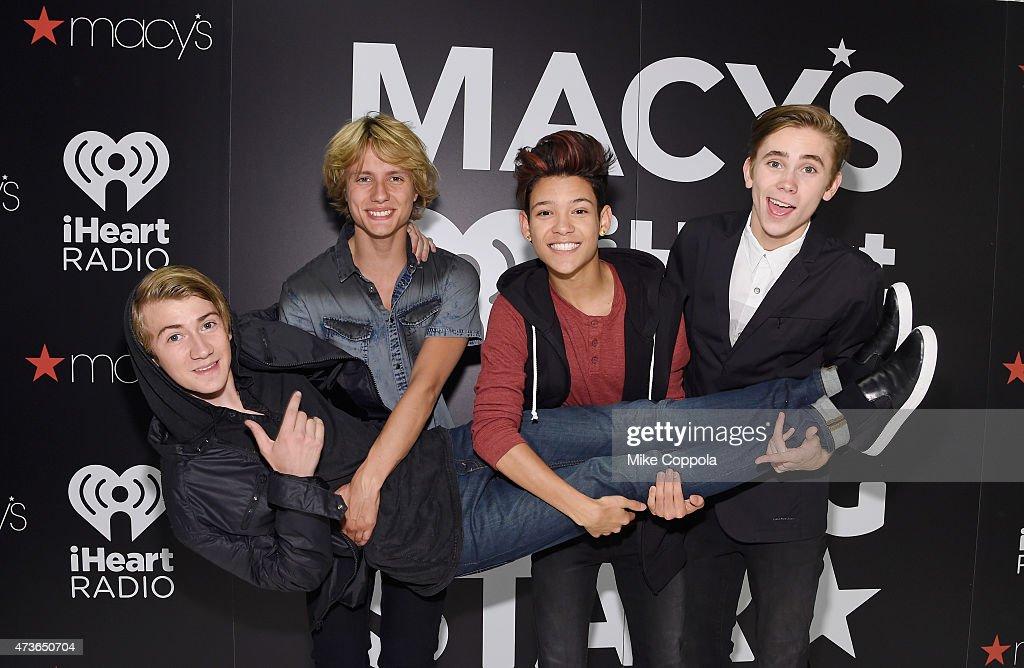 oscar enestads födelsedag Macy's iHeartRadio Rising Star In Store Performance At Macy's  oscar enestads födelsedag