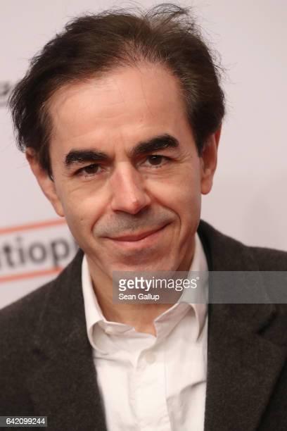 Oscar Ortega Sanchez attends the 99FireFilmsAward at Admiralspalast on February 16 2017 in Berlin Germany