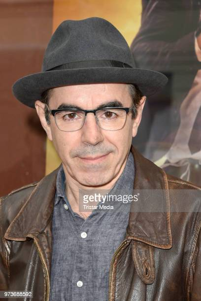 Oscar Ortega Sanchez attends the film preview of 'Der Sportpenner' on June 13 2018 in Berlin Germany