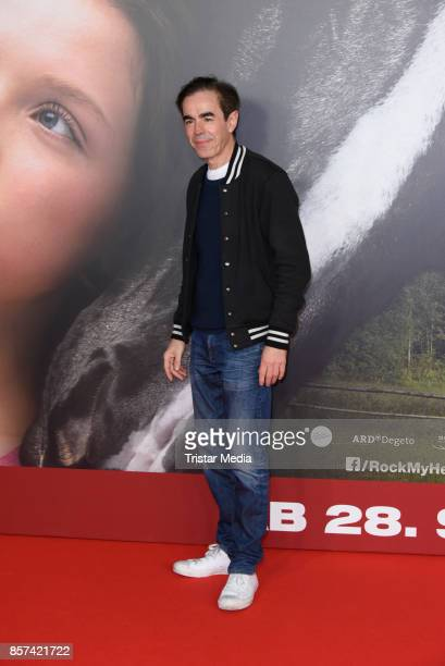 Oscar Ortega Sanchez attends the 'Rock my heart' Premiere at Cinemaxx on September 27 2017 in Berlin Germany
