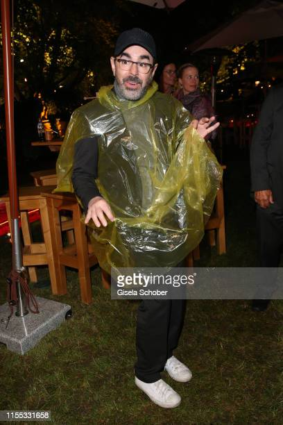 Oscar Ortega Sanchez during the opening of the Nibelungen Theatre Festival at St Peter's Cathedral on July 12 2019 in Worms Germany On the opening...