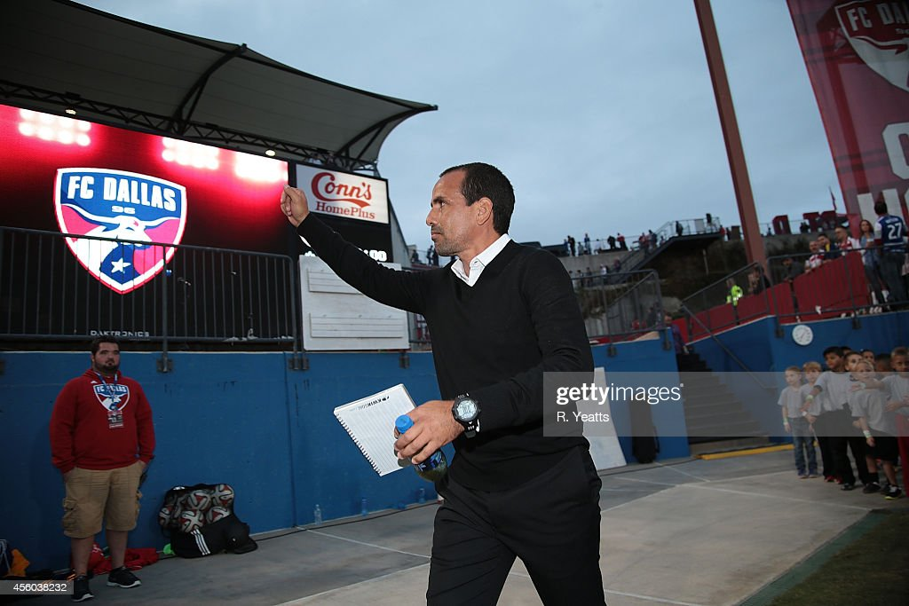 Vancouver Whitecaps v FC Dallas : News Photo