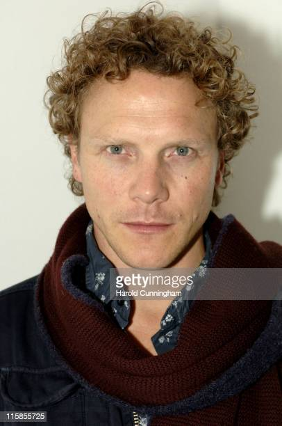 """Oscar Pearce during Zone Horror's """"When Evil Calls"""" Halloween Launch - October 31, 2006 at Institute of Contemporary Arts in London, Great Britain."""