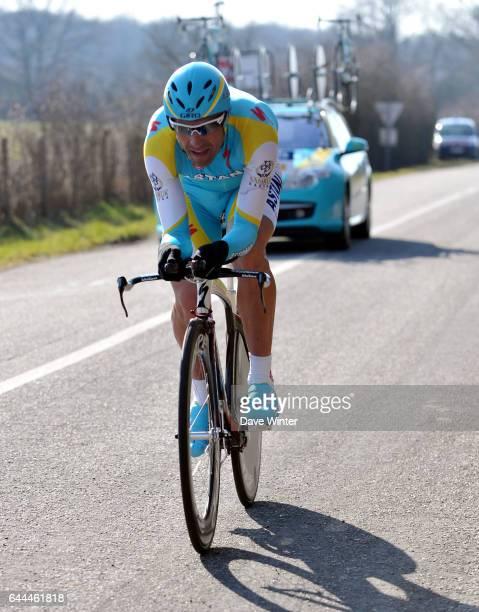 Oscar PEREIRO SIO - Astana - - Paris-Nice, Prologue, Montfort-l'Amaury, Yvelines. Photo: Dave Winter / Icon Sport.