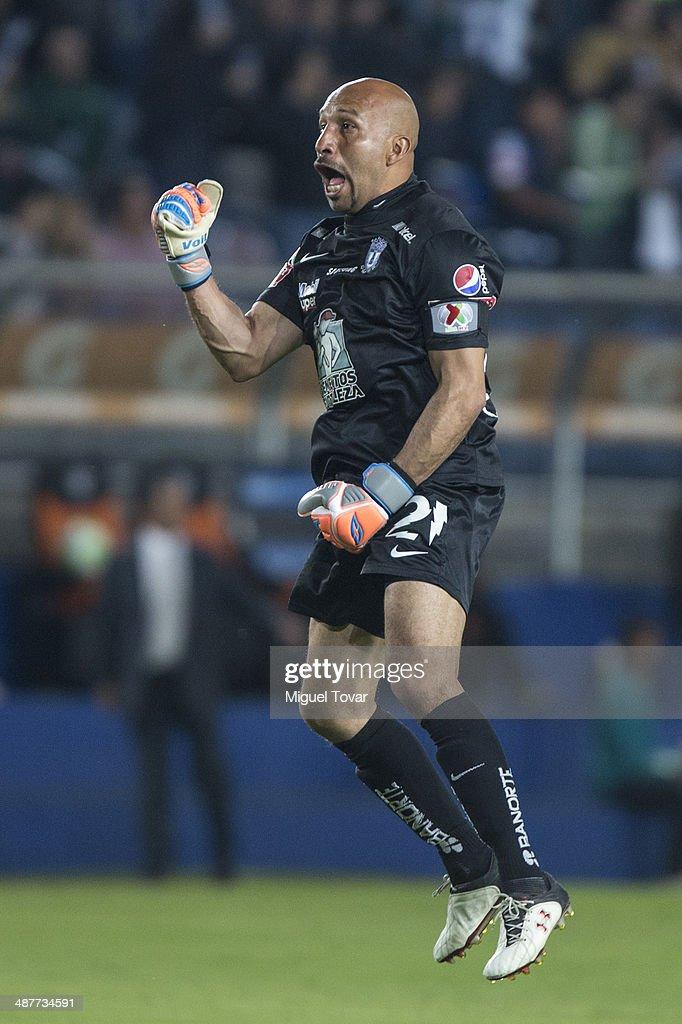 Pachuca v Pumas UNAM - Playoffs Clausura 2014 Liga MX