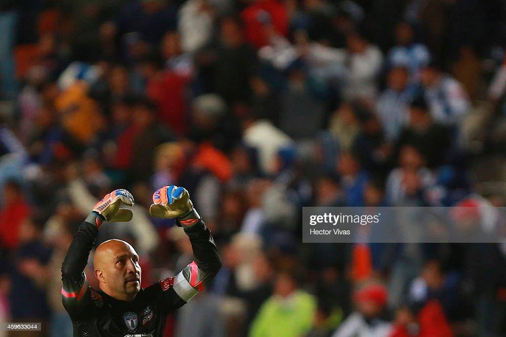 Pachuca v Tigres - Playoffs Apertura 2014 Liga MX