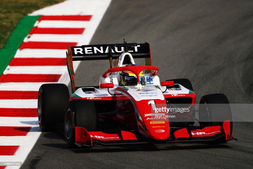 Formula 3 Championship - Round 6:Barcelona - Practice & Qualifying : News Photo