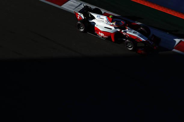 RUS: Formula 2 Championship - Round 6:Sochi - Practice & Qualifying