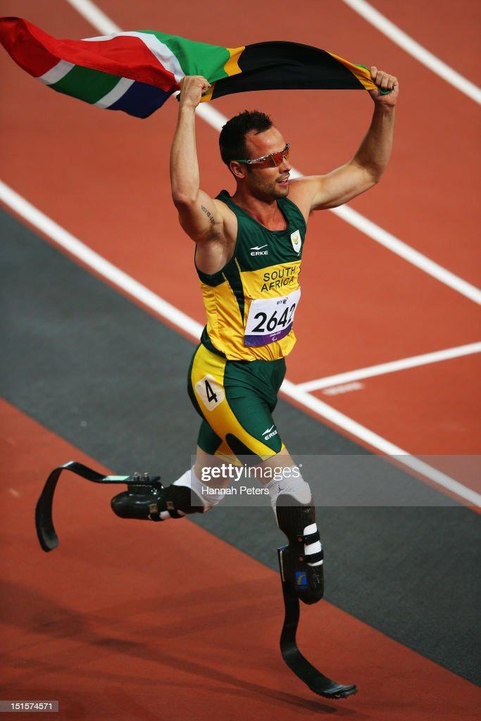 2012 London Paralympics - Day 10 - Athletics : News Photo