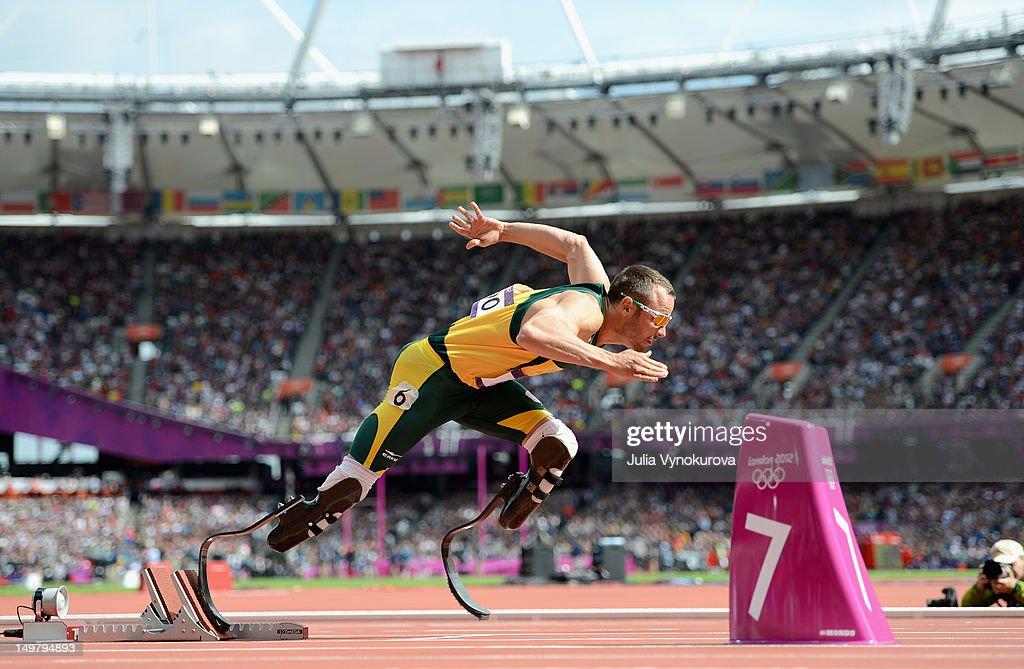 Olympics Day 8 - Athletics : News Photo