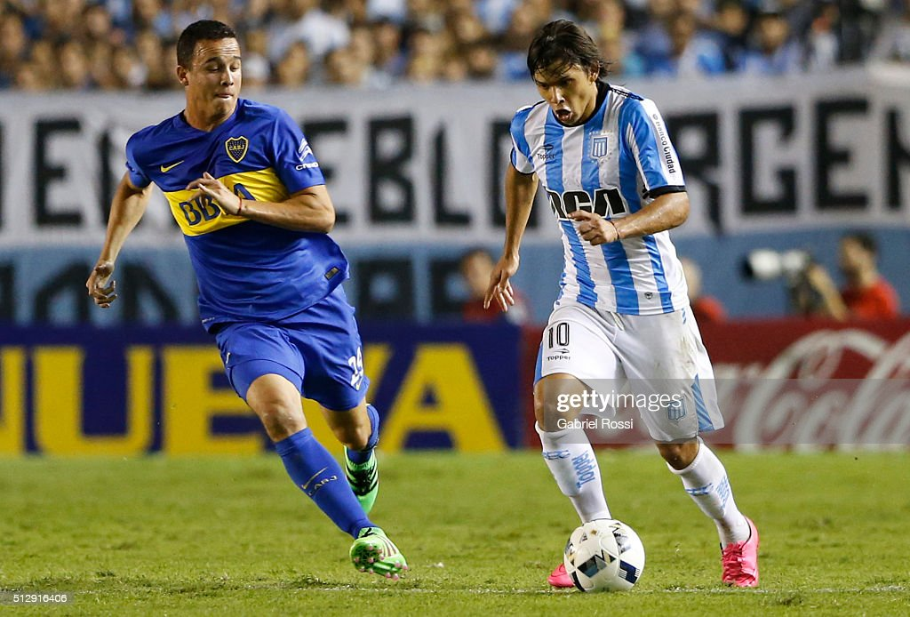 Racing Club v Boca Juniors - Torneo Transicion 2016