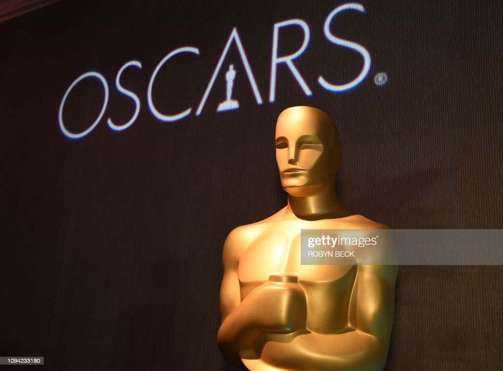 US-ENTERTAINMENT-CINEMA-OSCARS : News Photo