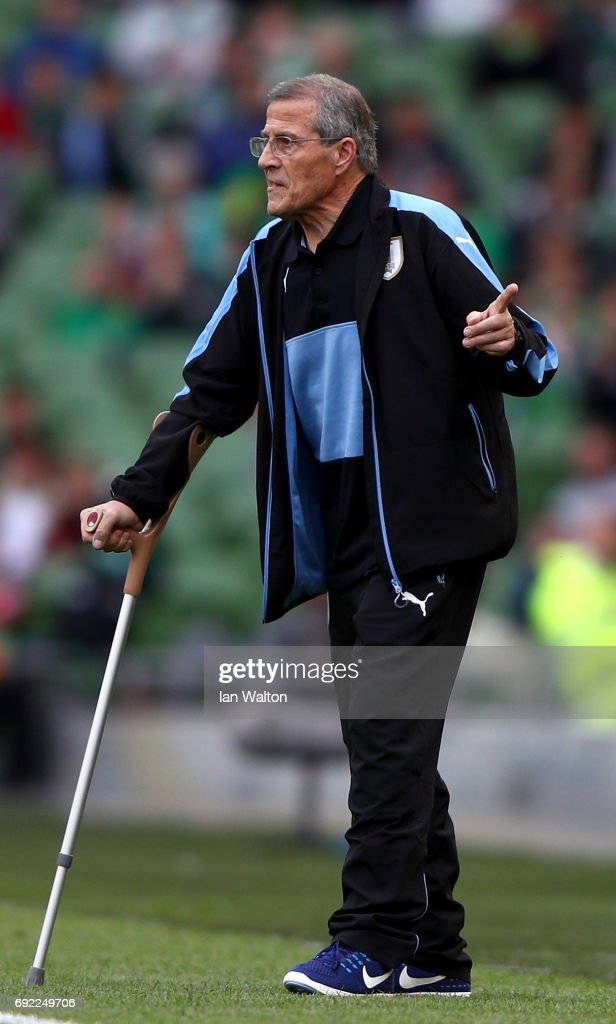 Republic of Ireland v Uruguay - International Friendly : News Photo